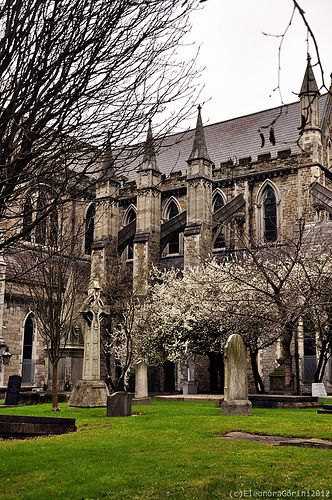 St.Patrick Cathedral in Dublin