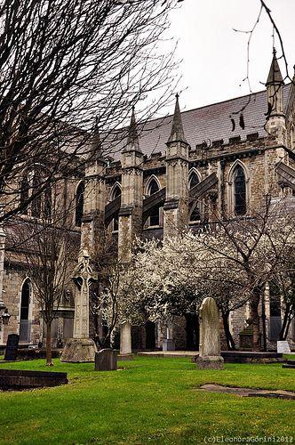 St.Patrick Cathedral ~ Dublin, Ireland