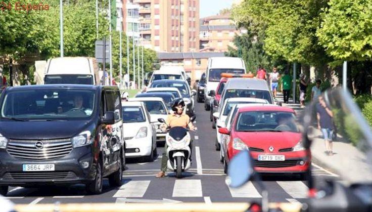 El Ayuntamiento de Valladolid abre el centro al tráfico por la bajada de los niveles de contaminacion
