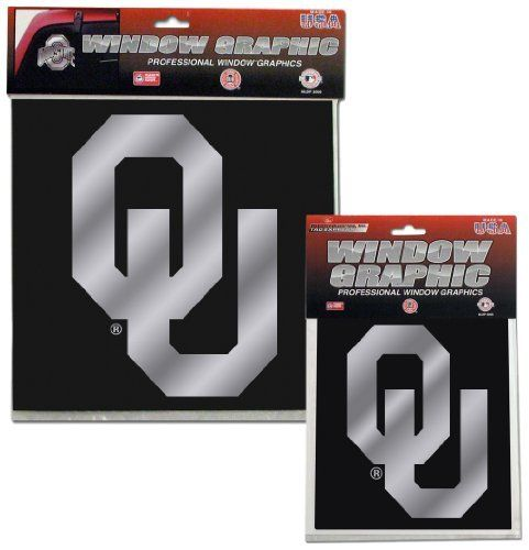 NCAA Oklahoma Sooners Window Graphic Pack by Rico. Includes one classic Paddle Ball Game. Large Radius Paddle. High Performance Yomega Power Grip Design. Built in Ball Holder. Officially Licensed.