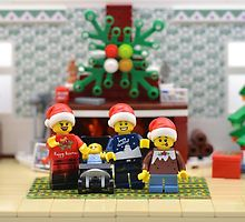 17 best Lego Christmas Cards From Minifignick images on Pinterest ...