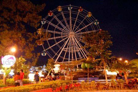 Alun-Alun Kota Batu Malang 4