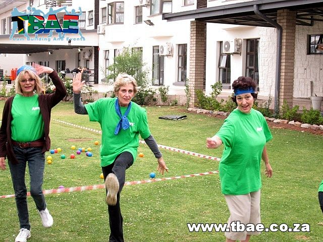 Alere Corporate Fun Day Team Building Benoni