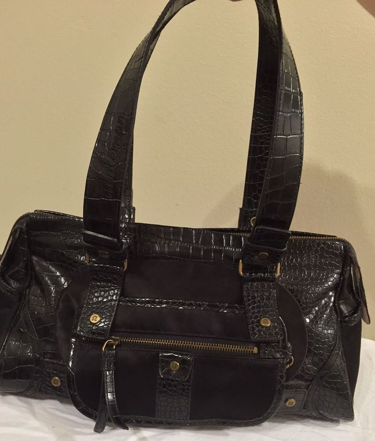 Lululemon Handbag Purse Carryall Gym Duffle Back Rare Snake Print Weekender Nice