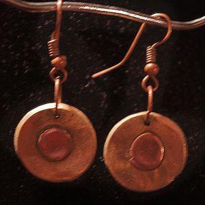 Target Practice Earrings
