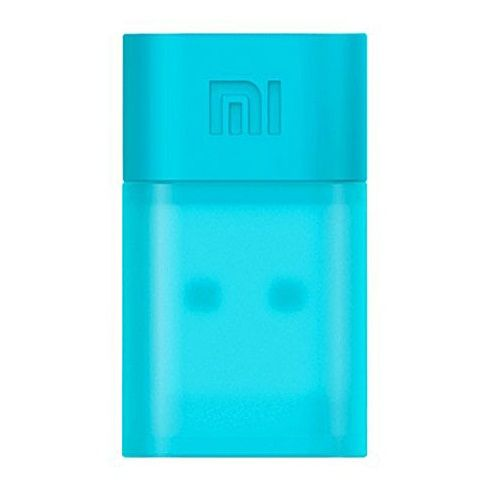 Xiaomi Mini USB Wireless Router Wifi Emitter Adapter 150Mbps (ORIGINAL) - Blue - 1