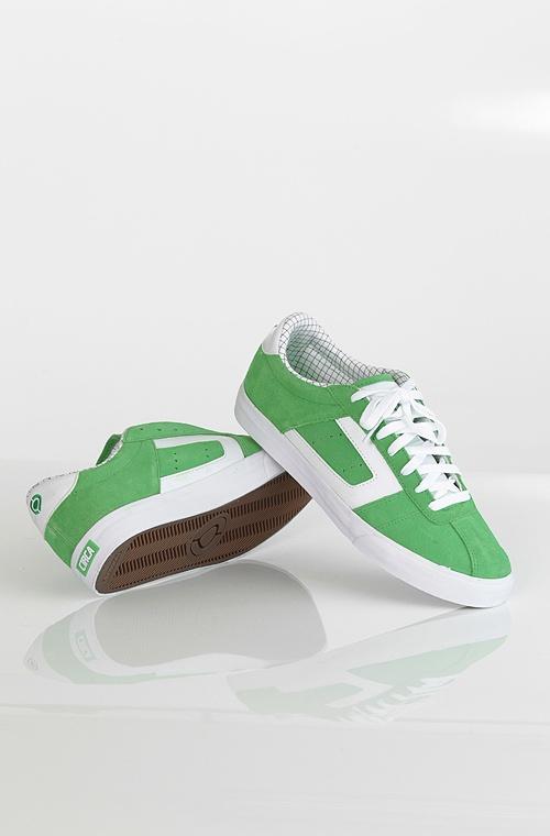 C1rca Fix kengät Classic Green/White 49,90 € www.dropinmarket.com