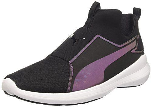 Puma Rebel Mid Wns Swan, Zapatillas para Mujer, Negro (Puma Black-Puma Black 01), 37 EU ✿ ▬► Ver oferta: https://cadaviernes.com/ofertas-de-zapatillas-puma-para-mujer/