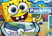 Juego de Spongebob Parking 2 | JUEGOS GRATIS: Siguen estacionando votes y tienes que ayudarlos a los amigos de bob esponja para cumplir con el trabajo y tratando de no chocar con los demás, cada nivel se complica por la cantidad de votes que hay.