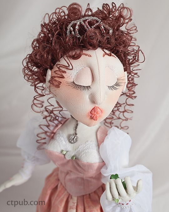 Terese Cato –– Make an enchanting heirloom You don't have to be a doll maker to enjoy creating these little sweethearts. If you love to craft and sew, you'll have fun learning new techniques for creat