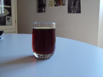 il cuore della casa: la cucina: PONCE (liquore di Campobasso)