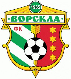 Ukrainian Premier League Vorskla Poltava Pres Primary Logo diy iron on stickers