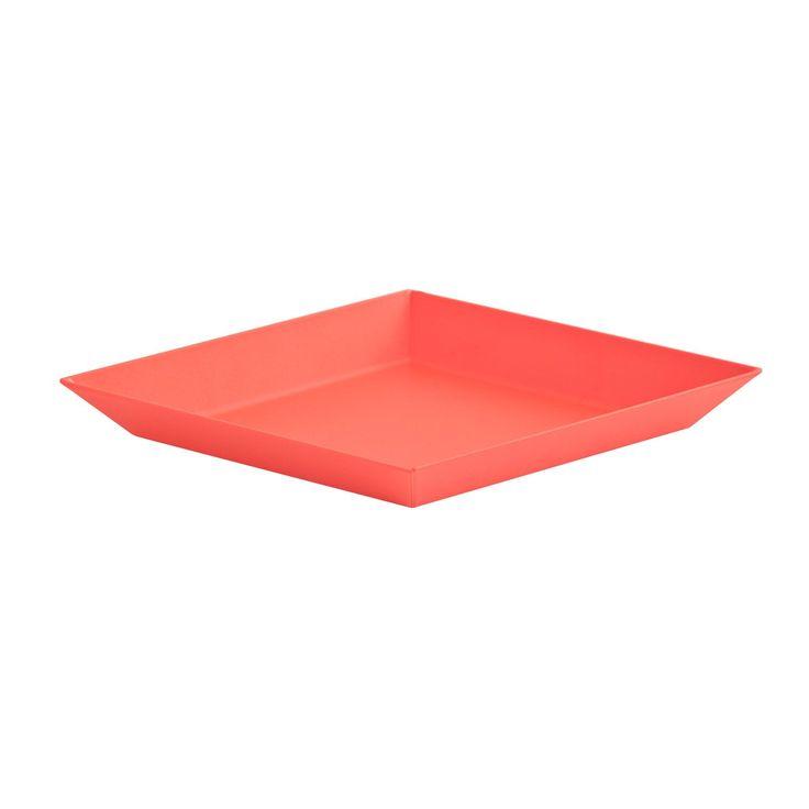Kaleido bricka XS, röd i gruppen Servering / Serveringstillbehör / Brickor hos RUM21.se (115426)