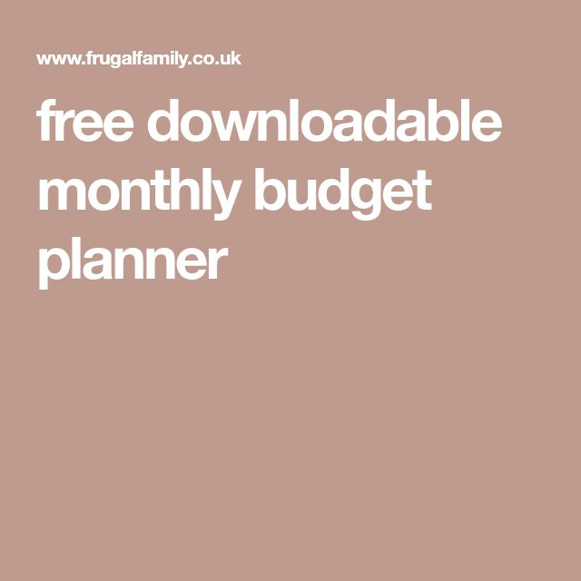 Best  Budget Planner Ideas On   Printable Budget
