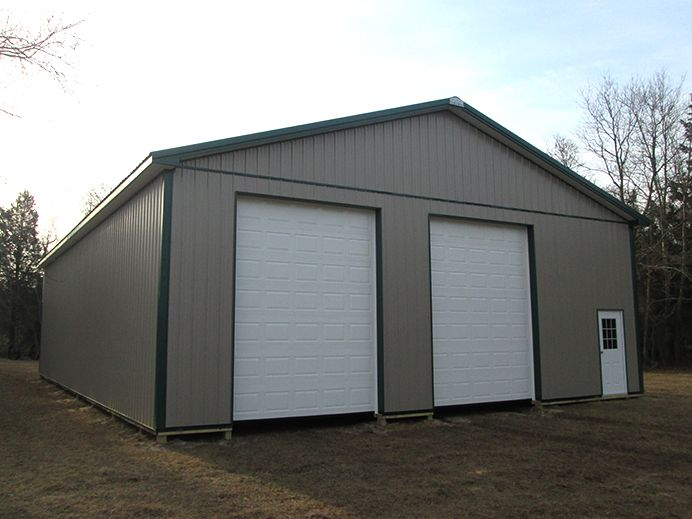 108 best images about two car garages on pinterest for 30 by 60 pole barn