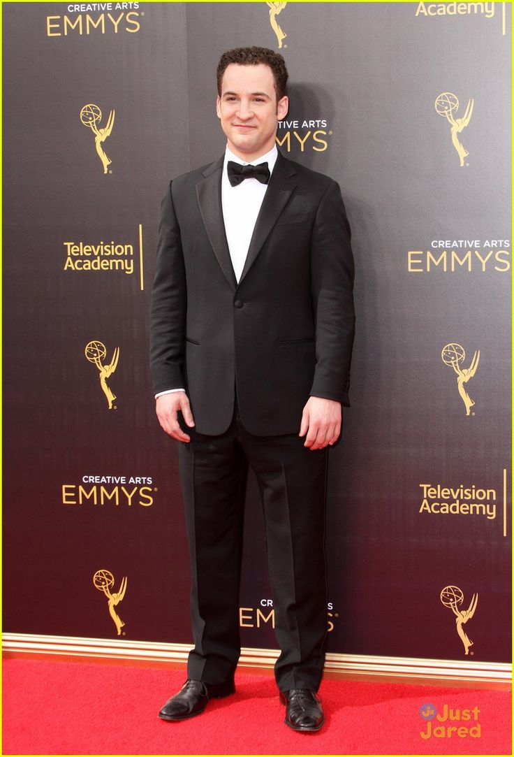 Ben Savage at the Creative Arts Emmy Awards 2016