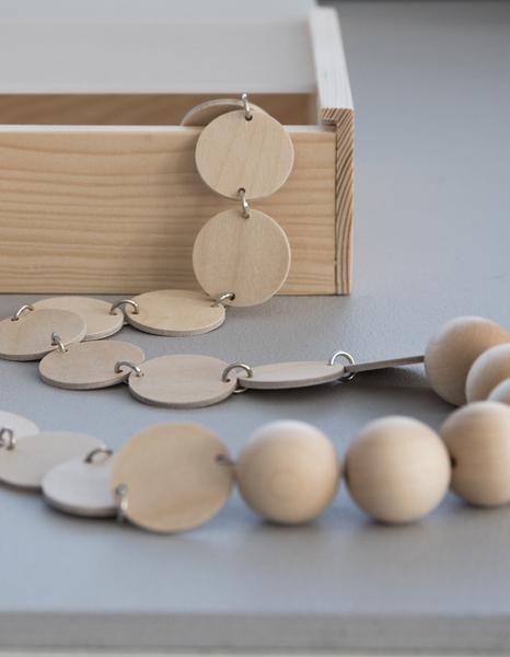 Aarikka Solina necklace: Solina necklace