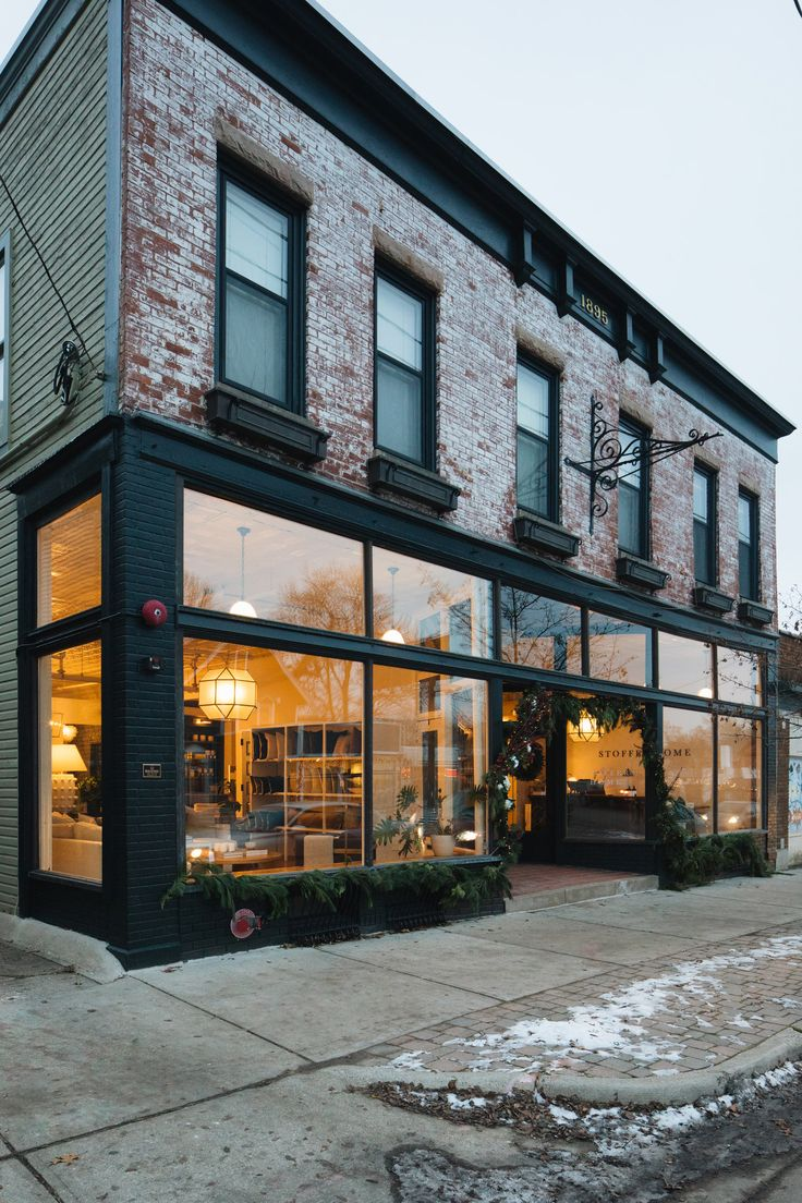 Stoffer Home_059.jpg Storefront design, Restaurant