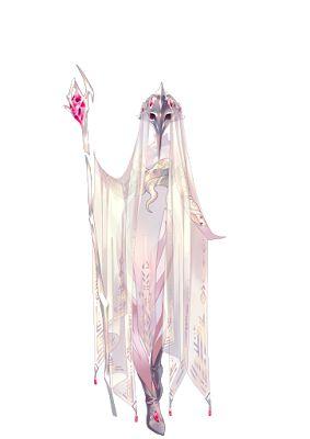Mysterious Enchantress ~ Eldarya Solution
