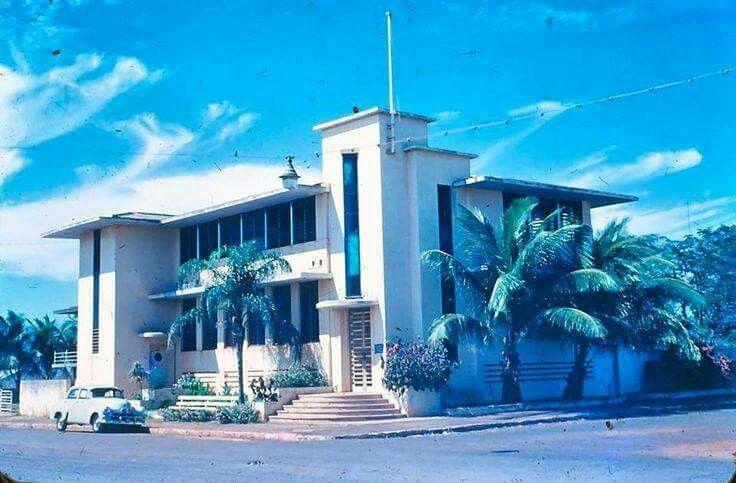 Commonwealth Bank Darwin 1957