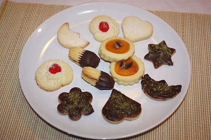 Biscottini da dessert