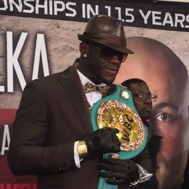 "Deontay Wilder | ""I like [Tyson] Fury, he makes boxing exciting and keeps people talking."" =============================== : @sarah073 