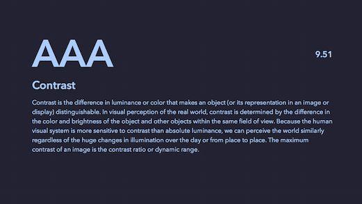 Background color picker