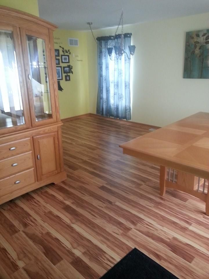 Charming Laminate Wood Flooring Sugar House Maple Home Depot
