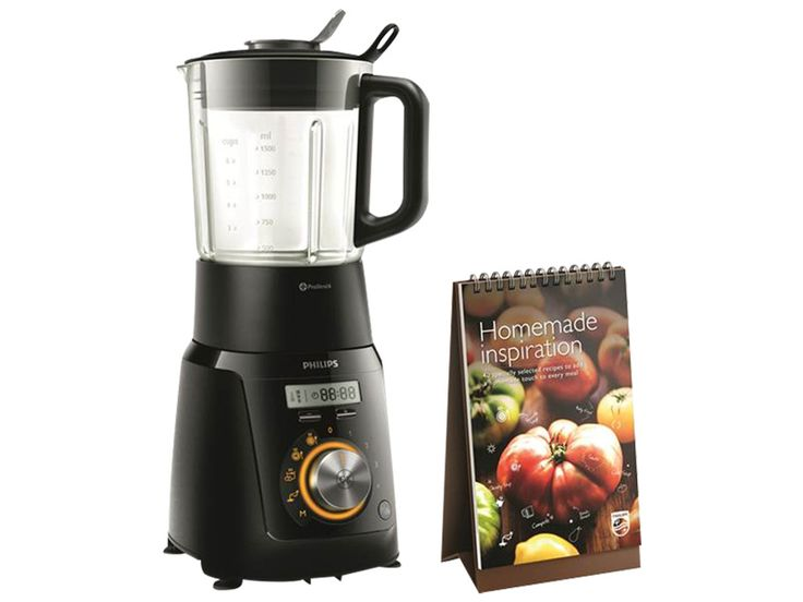 MIXEUR-BLENDER CHAUFFANT ''PHILIPS'' - HR2199/00 - code article :   551483