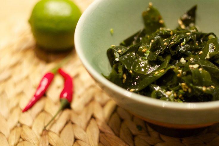 Seetangsalat - Healthy Soulfood