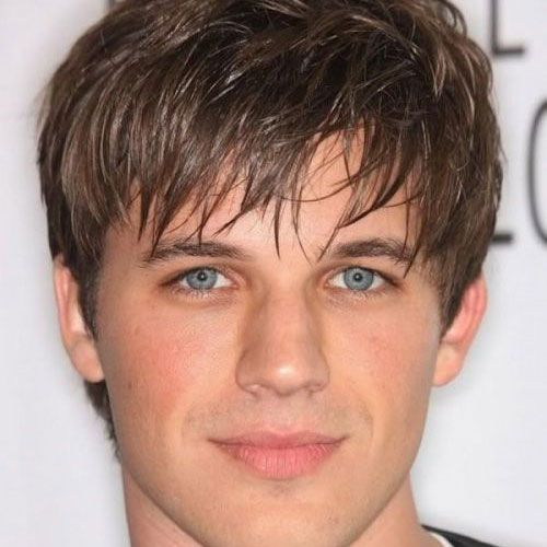 Super 1000 Ideas About Hairstyles For Teenage Guys On Pinterest Teen Hairstyle Inspiration Daily Dogsangcom