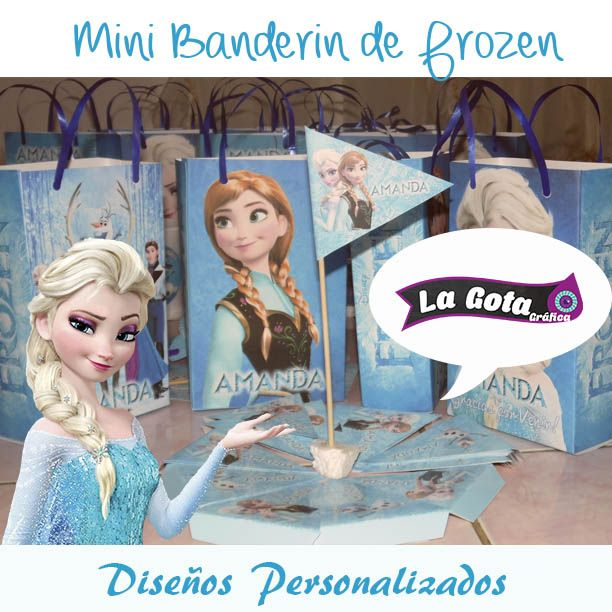 Mini Topper Frozen