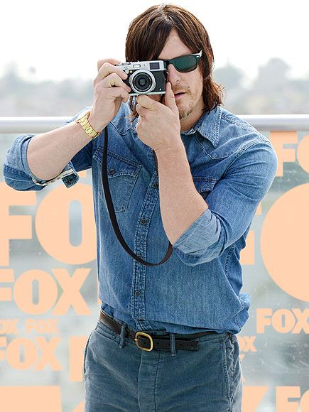 703 best images about Norman Reedus on Pinterest | Daryl dixon ...