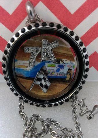 Race Girl Custom Locket & Bracelets – Dirty Girl Racewear