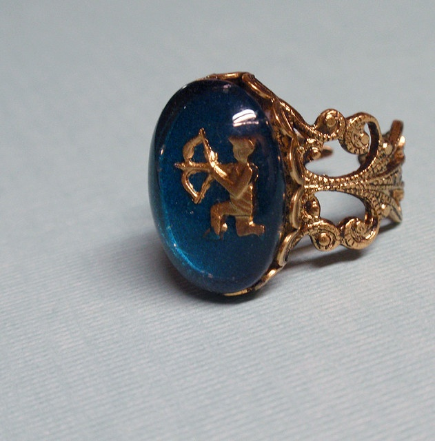 Sagittarius Ring Get In Depth Info On Personality And
