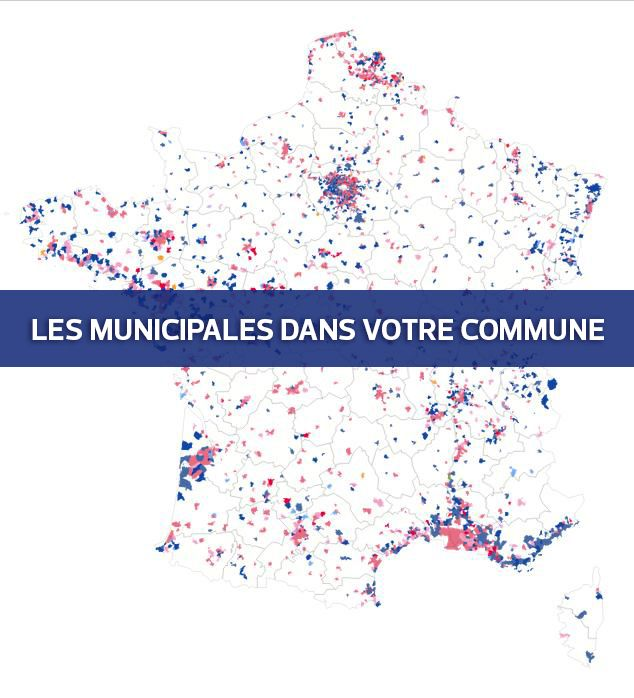 Résultats des élections municipales 2014 en France
