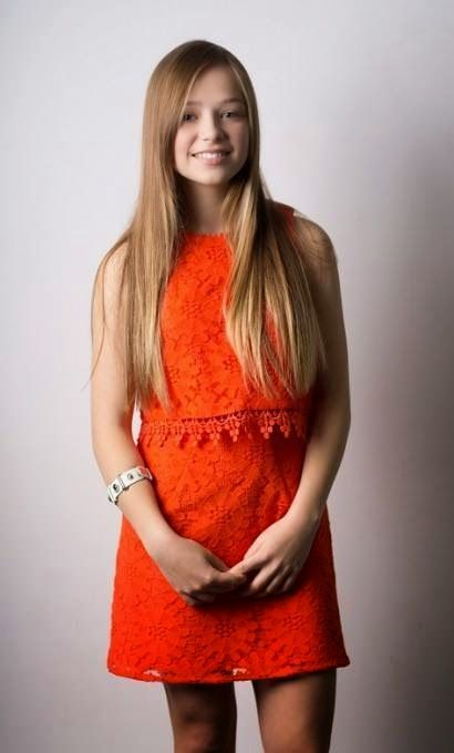 Connie Talbot, she is sooooo talented and beautiful luv her covers!