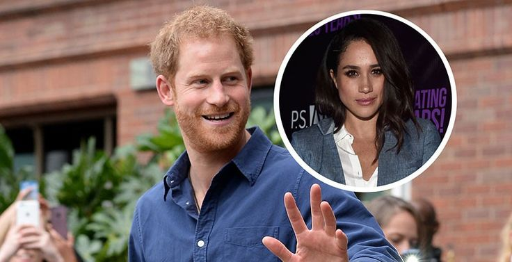El príncipe Harry viaja a Canadá para estar con su supuesta novia