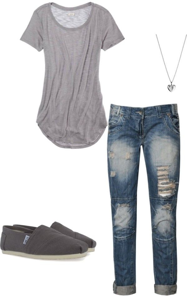 ~ ♥ comfy outdoor outfit,