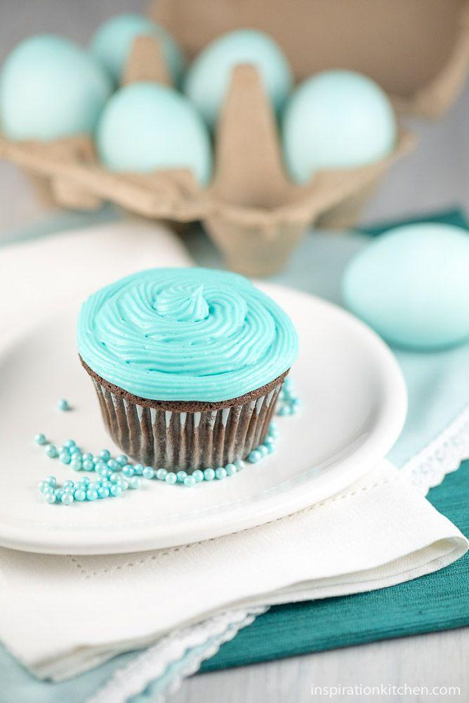 Chocolate Stout Cupcakes - inspirationkitchen.com
