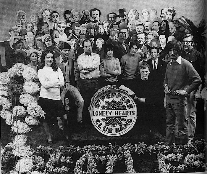 Sgt Pepper The Beatles Sgt Pepper A K A Satan Pinterest