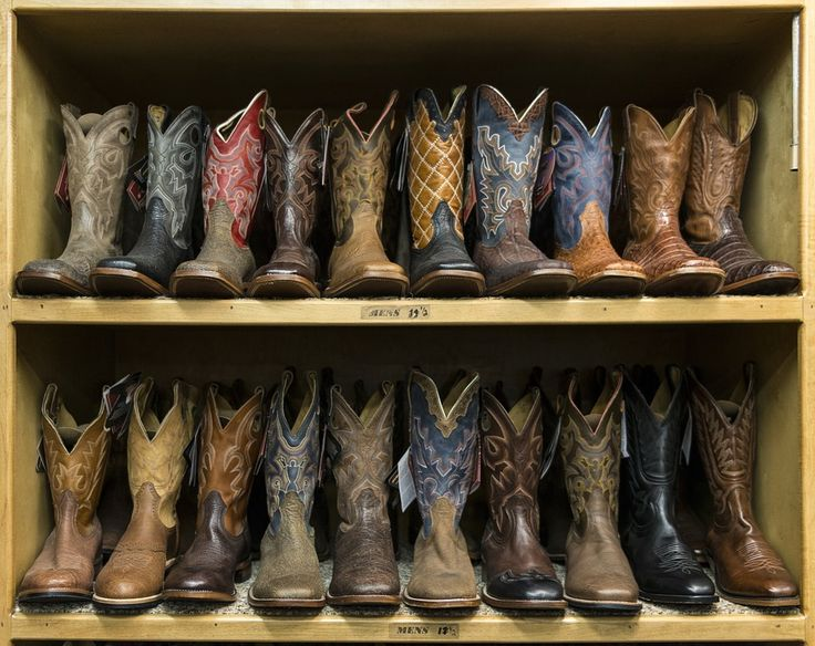 How to Shrink Cowboy Boots from Sheplers
