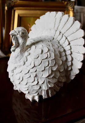At Rivercrest Cottage: Finish It Friday: Turkey And Basket