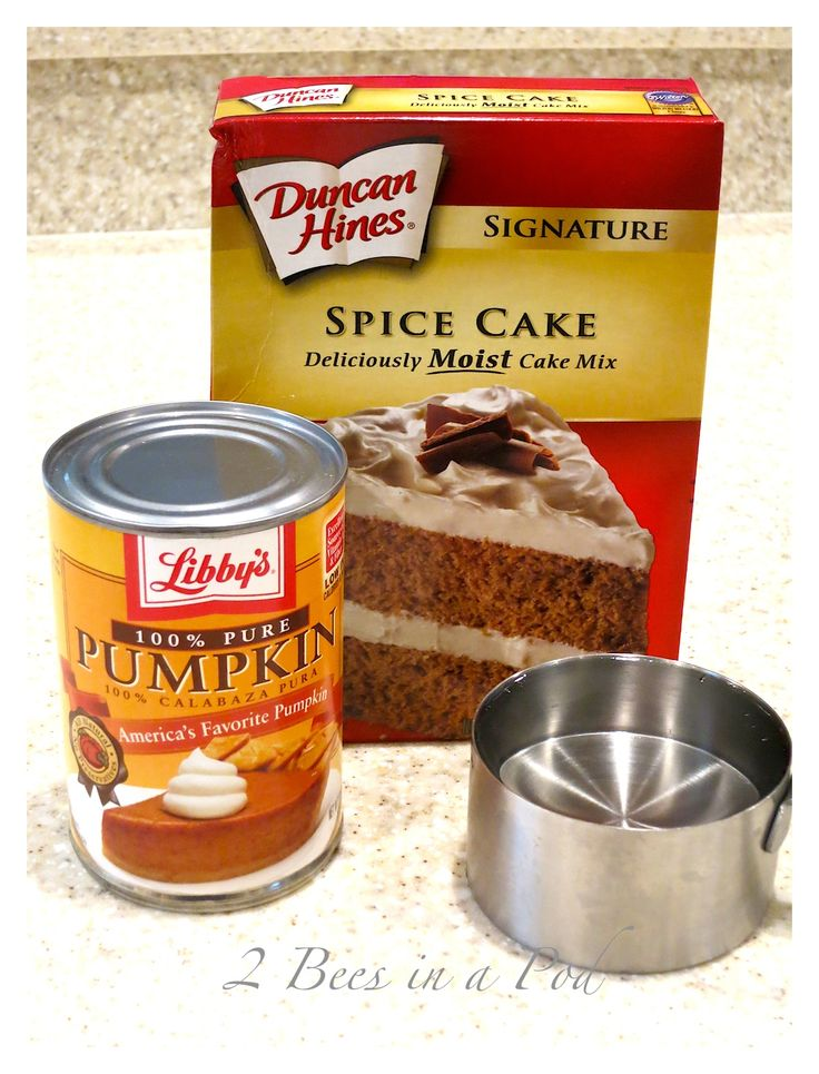 Weight Watchers Pumpkin Bread With Spice Cake Mix