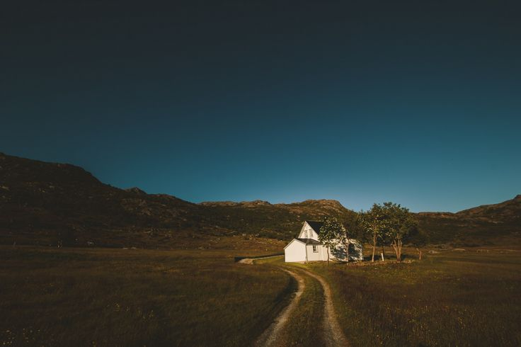 Photo Little White House by Christian Øen on 500px