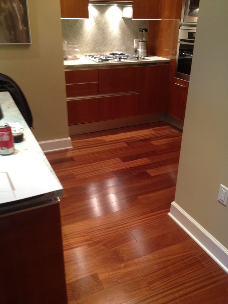 Top 25 best Laminate flooring for kitchens ideas on