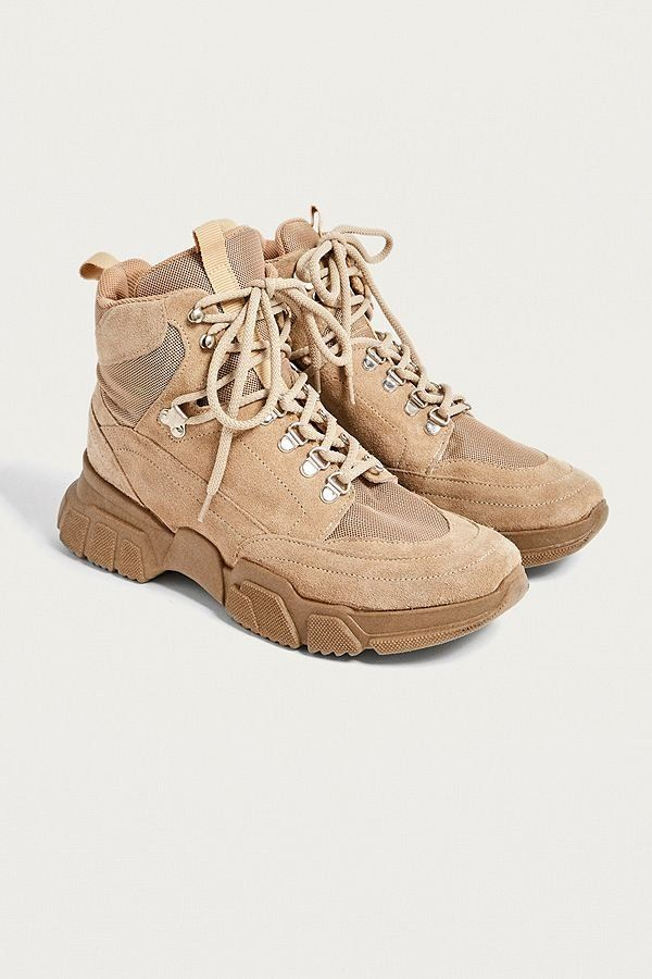 b94759ad2d5 UO Brooklyn Leather Hybrid Hiker Boots | Bags, Shoes and Other ...