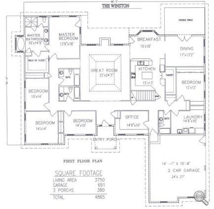 steel frame 5 bedroom floor plans | ... Steel Frame Home Steel Home Package for Sale | LTH Steel Structures