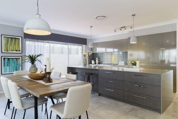 #kitchen #dining #gourmetkitchen #floorplan #housedesign #interiorstyling #industrialchic #kitchentrends #kitchenstorage