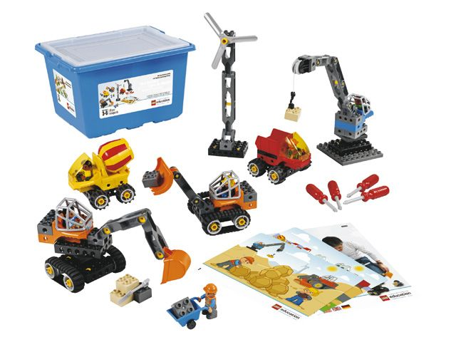 Lego Duplo 45002 technische machines
